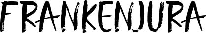 Frankenjura Font