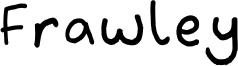 Frawley Font