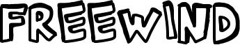 Freewind Font