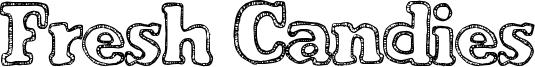 Fresh Candies Font