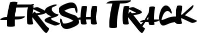 Fresh Track Font