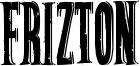 Frizton Font