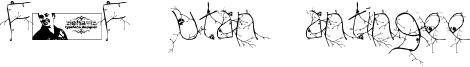 FTF Hutan Rantingee Font