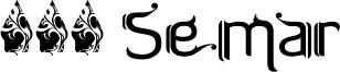 FTF Semar Font