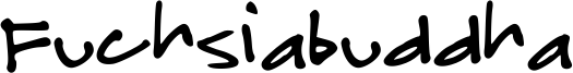Fuchsiabuddha Font