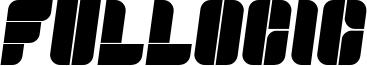 Fullogic Font
