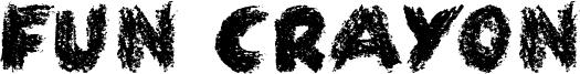 Fun Crayon Font