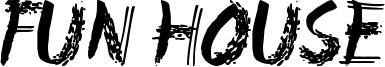 Fun House Font