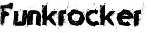 Funkrocker Font