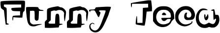 Funny Teca Font
