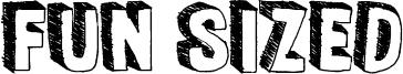 Fun Sized Font