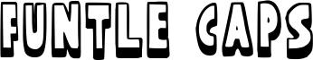 Funtle Caps Font