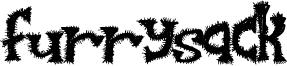 FurrySack Font