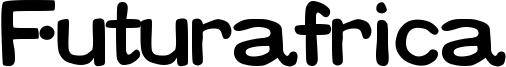Futurafrica Font