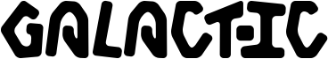 Galactic Font