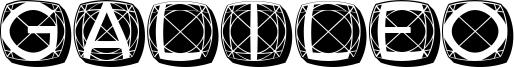 Galileo Font