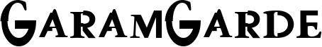 GaramGarde Font