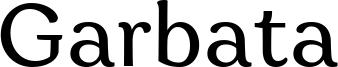 GarbataTrial-Regular.ttf