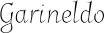 Garineldo Font