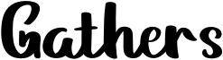 Gathers Font