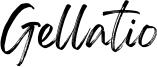 Gellatio Font