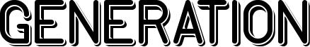 Generation Font