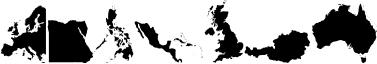 GeoBats Font