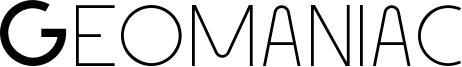Geomaniac Font