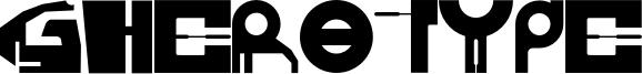 Gherotype Font