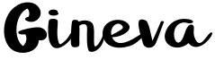 Gineva Font