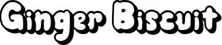 Ginger Biscuit Font