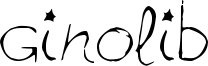 Ginolib Font