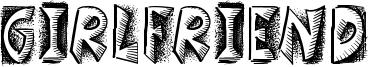 Girlfriend Font