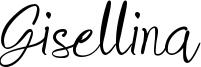 Gisellina Font