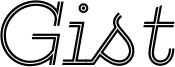 Gist Font