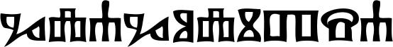 Glagolitsa Font