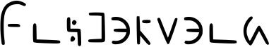 Glipervelz Font