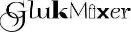 GlukMixer Font