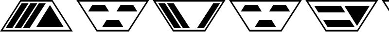 Gobotronic Font