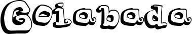 Goiabada Font