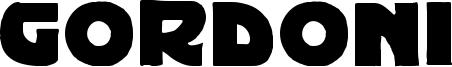 Gordoni Font