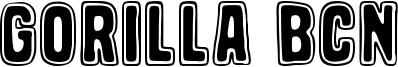 Gorilla BCN Font