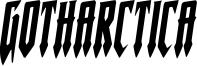 gotharcticarotal.ttf
