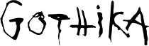 Gothika Font