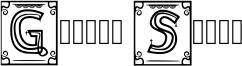 Gotico Suave Font