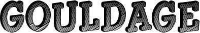 Gouldage Font