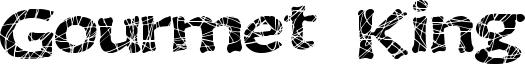 Gourmet King Font