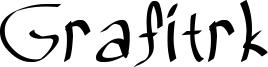 Grafitrk Font