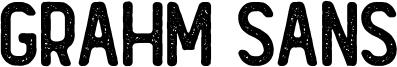 Grahm Sans Font