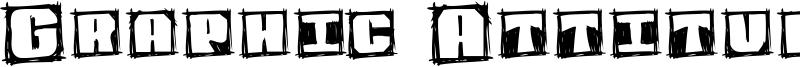 Graphic Attitude Font